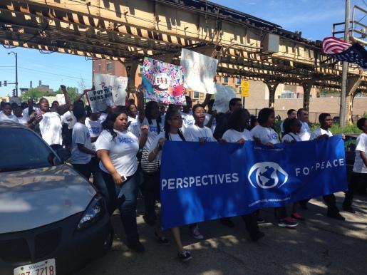 Perscpectives march