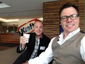 A meeting at Kraft